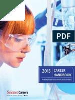 Career Handbook 2015