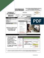 Trabajo Academico Finanzas II - 2014-II