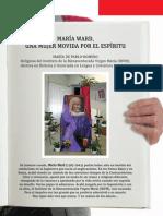 Maria Ward. Una Mujer Movida Por El Espíritu