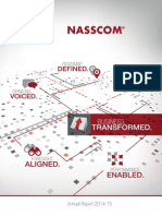 NASSCOM Annual Report 2015 0