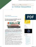 Argentina Vórtice Geopolítico Mundial