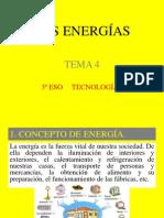 3ESO - Energías - Tema 4