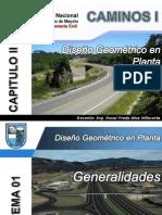 Cap III CAMINOS Tema 01 Generalidades