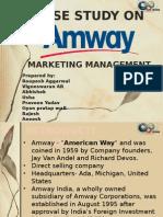 Amway Marketting