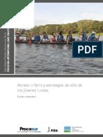 Acceso a Tierra y Estrategias de Vida de Los Jóvenes Rurales. Estudio Comparativo