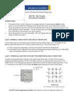 MEC701 Pre-Lab Questions W2015