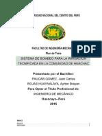 PLAN DE TESIS ( Metodologia de la investigacion)