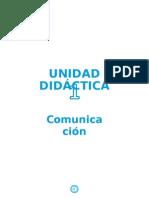 Documentos Primaria Sesiones Comunicacion PrimerGrado Primer Grado U1 Unidad Didactica