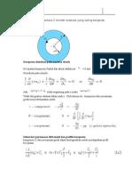 Soal dan jawaban proses transfer pada aliran laminer dll