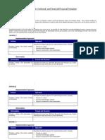 4 Financial Proposal Template Annex 4
