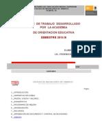 Plan de Academia de Orientacion Educativa 2014b