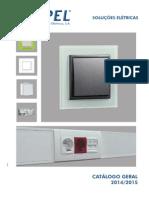 EFAPEL Catalogo Geral 2014-2015 Pt
