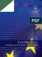 Europa 2020 It