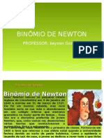 Binomio de Newton