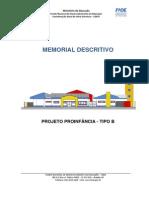 Memorial Tipo b 2013