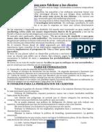 Estrategias Para Fidelizar a Los Clientes-PERU XXI