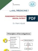 Oral Medicine I