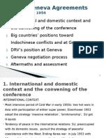 Geneva Agreement