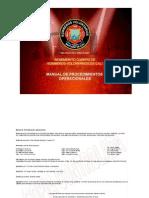 Manual de Procedimientos Operacionales del Benemérito Cuerpo de Bomberos de Santiago de Cali