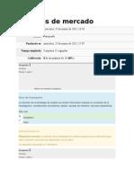 Estudios de mercado Autoevaluacion Unidad 3