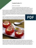 Article   Recetas De Comida Faciles (7)