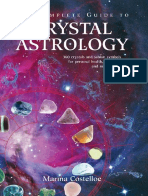 The Complete Guide to Crystal Astrology | Planets In Astrology