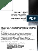 Reglamento de Calderas Ds10 explicado