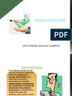 BANCARIZACION - ITF.pptx