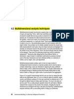 [Multidimensional Analysis Techniques]