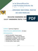 LABORATORIO DE QUIMICA ORGANICA 4