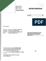 Buletinul Constructiilor Serie Noua 2013