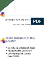 Advance Research Method 02