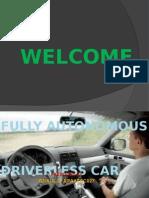 autonoums car