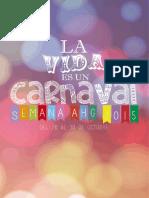 Programa - Semana AHG 2015 - La Vida Es Un Carnaval