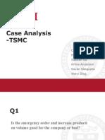 TSMC Case