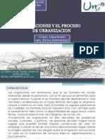 Migracion y Urbanismo