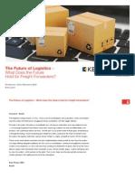 Kewill TI Freight Forwarders Future