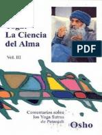 Yoga La Ciencia Del Alma Vol. III