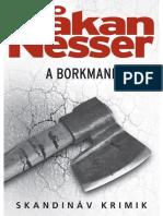 Hakan Nesser - A Borkmann-elv