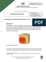 WG-2010 03-Enrev-2 - Emergency Stop Device - De PDF