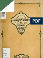Kohalmi Bela - Konyvek Konyve - 87 Magyar Iro Vallomasa Olvasmanyairol (1918), University of Toronto
