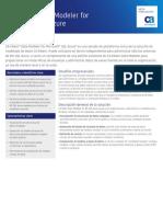 CA ERwin Data Modeler for Microsoft SQL Azure DataSheet LAS