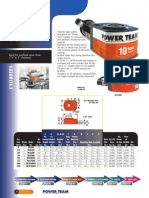 Power Team RLS-Series Cylinders - Catalog