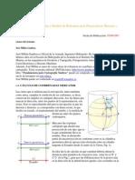 C+ílculo de Coordenadas y Paralelo de Referencia en la Proyecci+¦n de Mercator