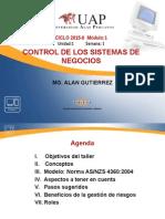Control de Los Sistemas de Negocios Semana 1[1]