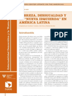 Pobreza en America Latina 2009