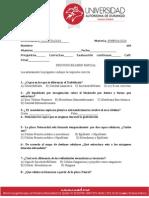 Segudo Parcial Examen 1