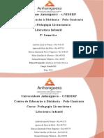 ATPS - ATPS Literatura Infantil-Para Entrega