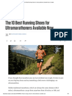 The 10 Best Running Shoes for Ultramarathoners Available Now _ Complex