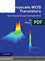 Nanoscale MOS Transistors